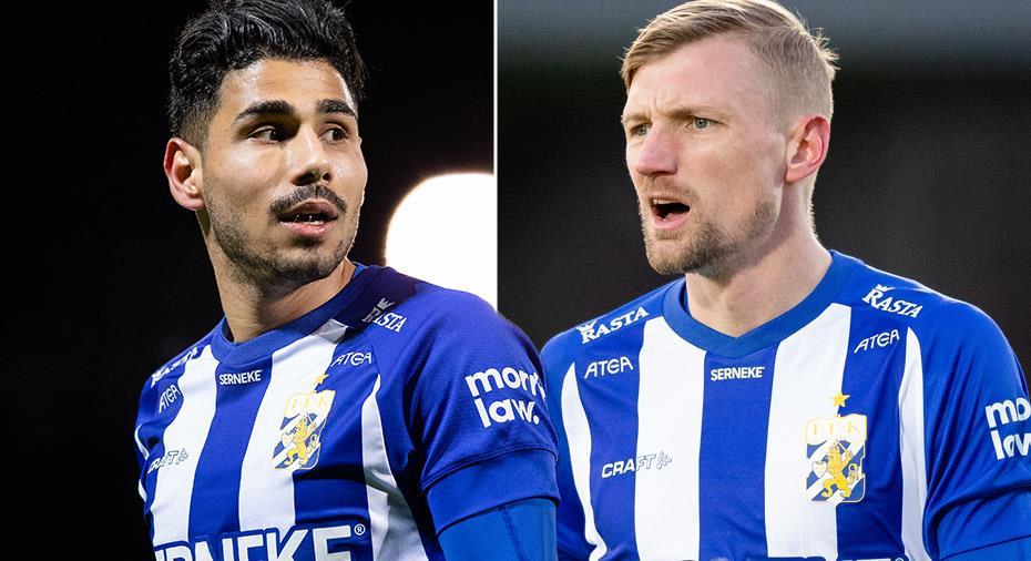 """Blåvitt-duons gliringar efter segern i rivalmötet: """"Jag älskar att vinna mot AIK"""""""