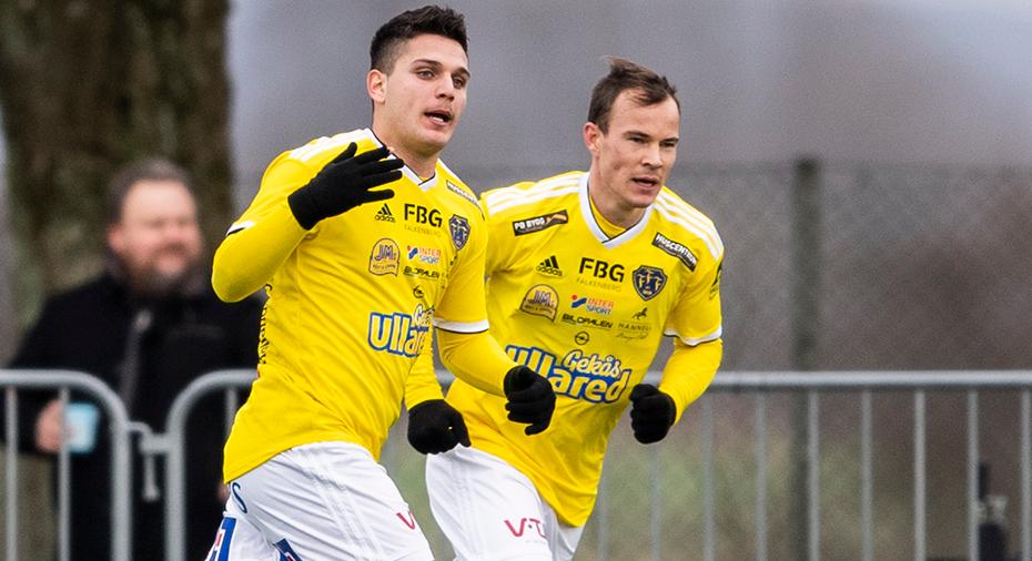 TV: JUST NU: Tungt för FFF - Mathisen utvisad mot sin tidigare klubb