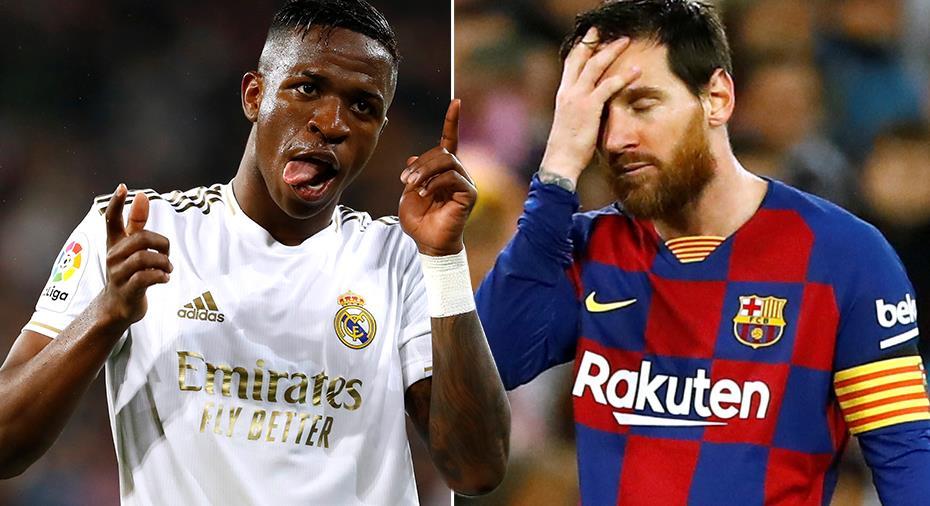 TV: Anfallstalang fick Barcelona på fall - Real Madrid ny serieledare efter El Clásico-seger