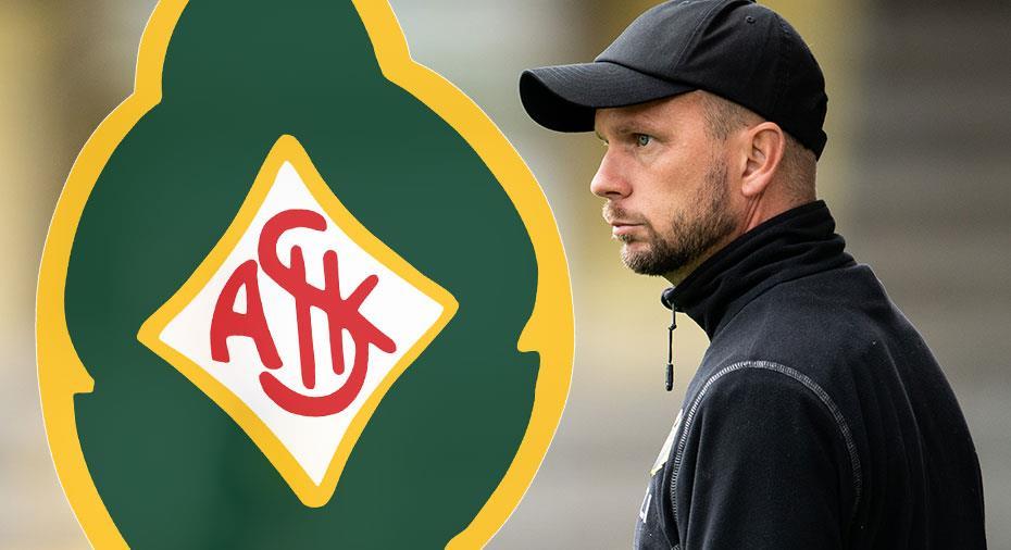 """Linderoth om nya uppdraget i Skövde AIK: """"Rätt läge att flytta på mig"""""""