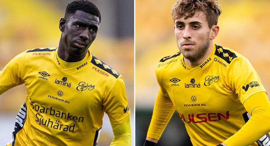 """Elfsborgs varning - två unga anfallare kan slå igenom: """"Väldigt spännande"""""""