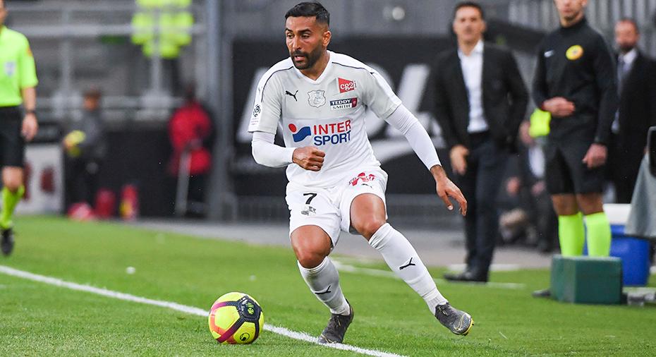 Ghoddos inbytt och målskytt – poängräddare för Amiens på stopptid