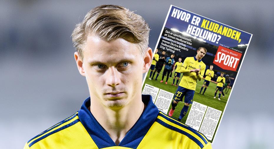 """Hedlund kritiserades efter bröllopsdramat - slår tillbaka: """"Skiter i vad folk tycker"""""""