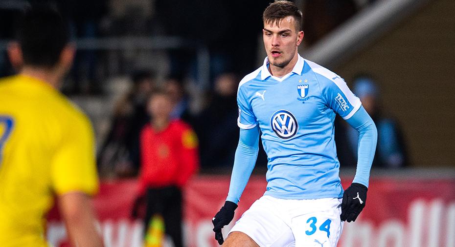 Officiellt: MFF lånar ut Pavle Vagic igen