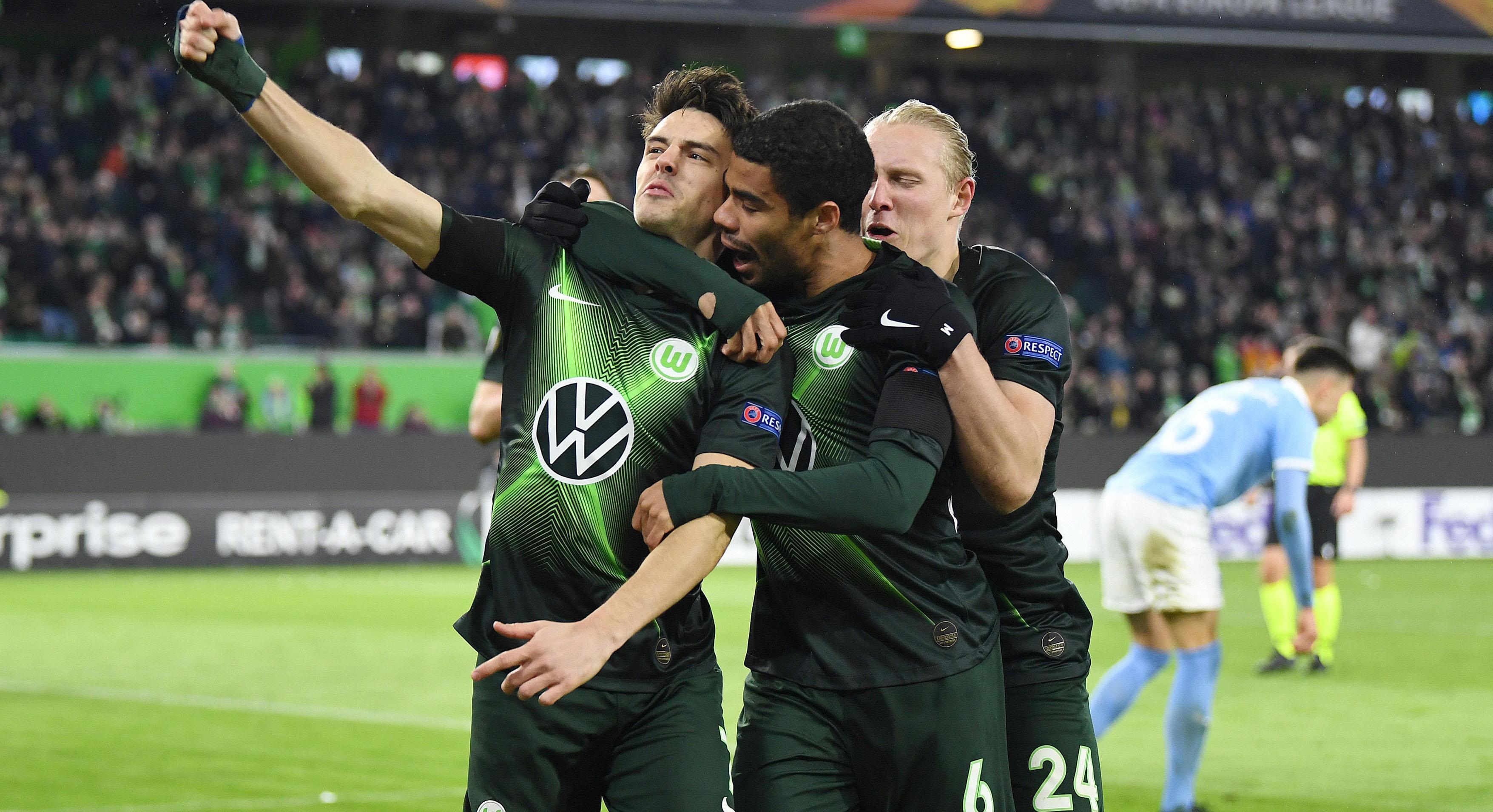"""Wolfsburgs målskytt inför returen: """"Går in med bröstet upp"""""""