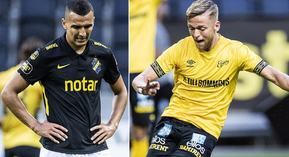 Ny tung förlust för AIK - het Karlsson målskytt på nytt för Elfsborg