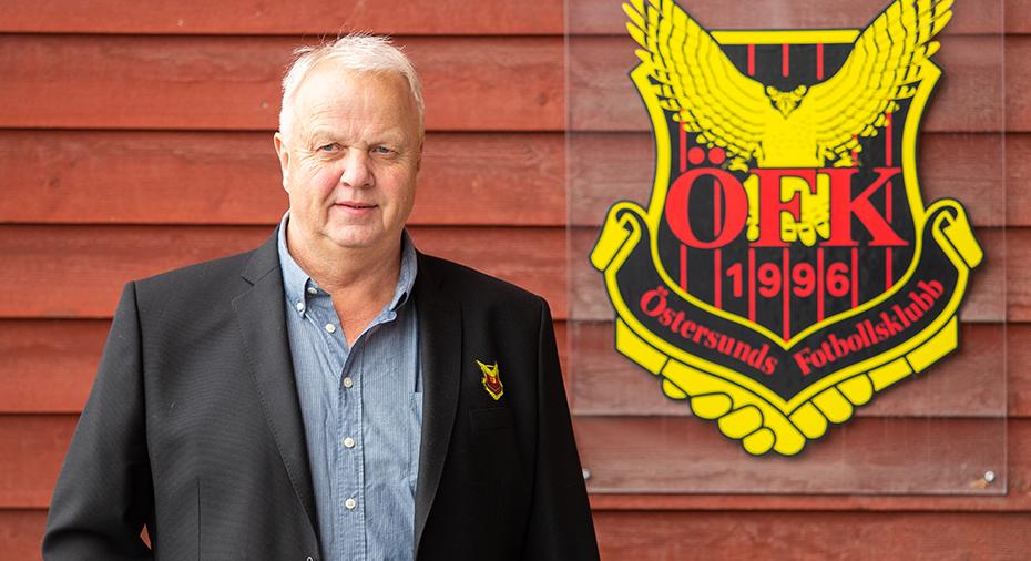 ÖFK:s ordförande tar time out från annat styrelsearbete - uppges ifrågasatt efter uttalande