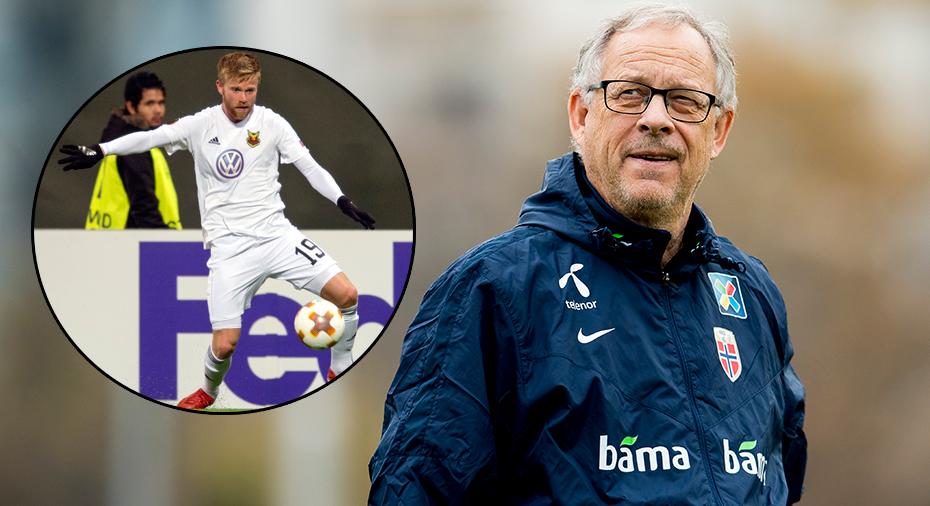 Lagerbäck öppnar för ÖFK-backen i landslaget