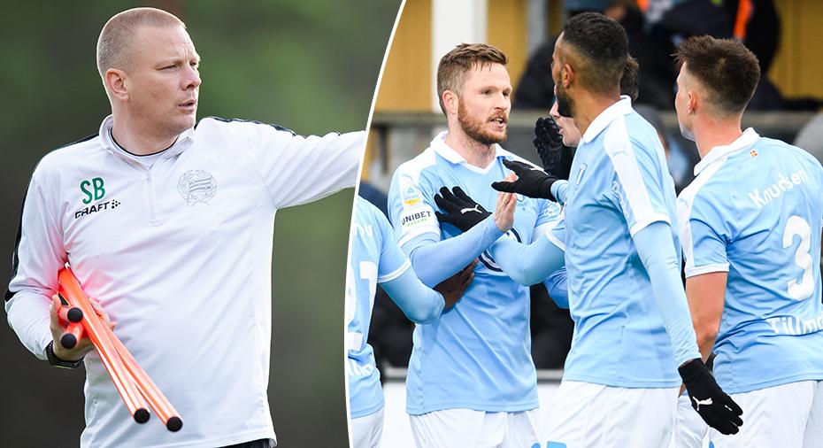 """Hammarby tror inte på SM-guld - lägger över pressen på MFF: """"Malmö är solklara favoriter"""""""