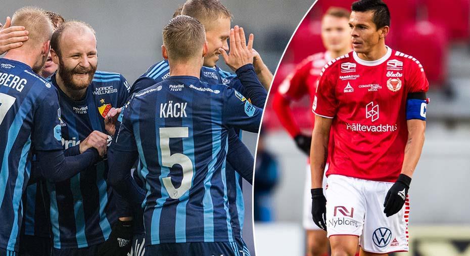 JUST NU: Djurgården ökar på - Holmberg gör 2-0
