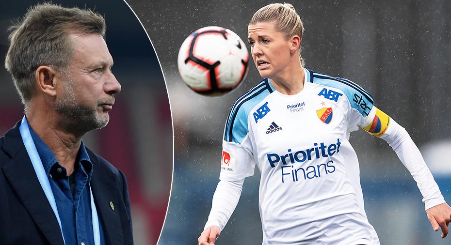 """Schough sänkte AIK – men petades från landslaget: """"Inte ringt Peter än"""""""