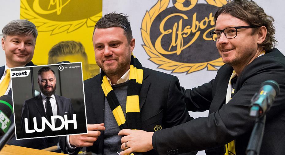 """Elfsborg var aldrig nära att släppa Thelin: """"Väldigt glad att vi höll fast"""""""