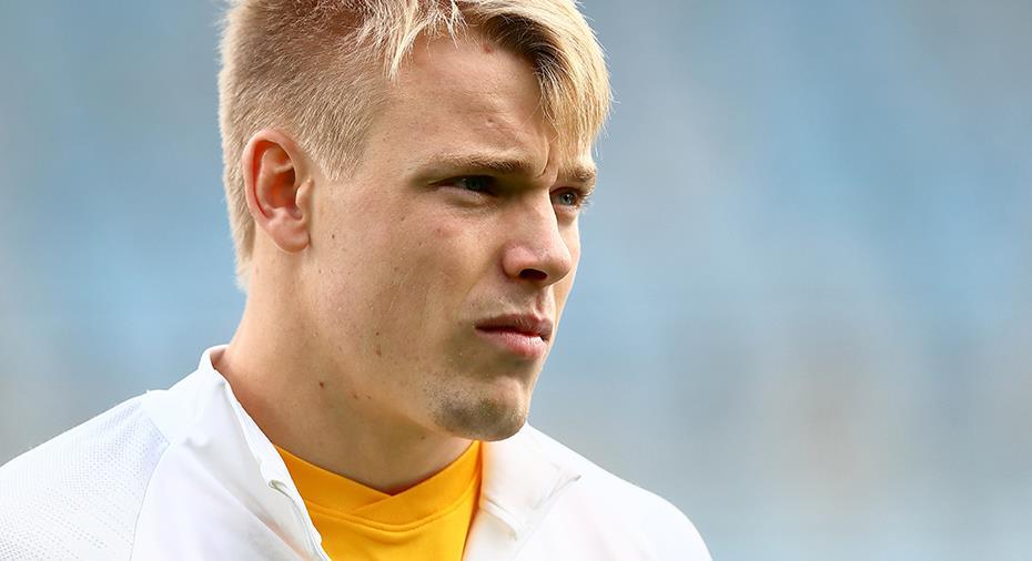 """Pettersson efter kontraktsbeskedet: """"Målet är att komma utomlands"""""""