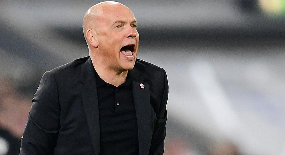 """Rösler tog första Bundesliga-segern: """"Naturligtvis väldigt glad"""""""