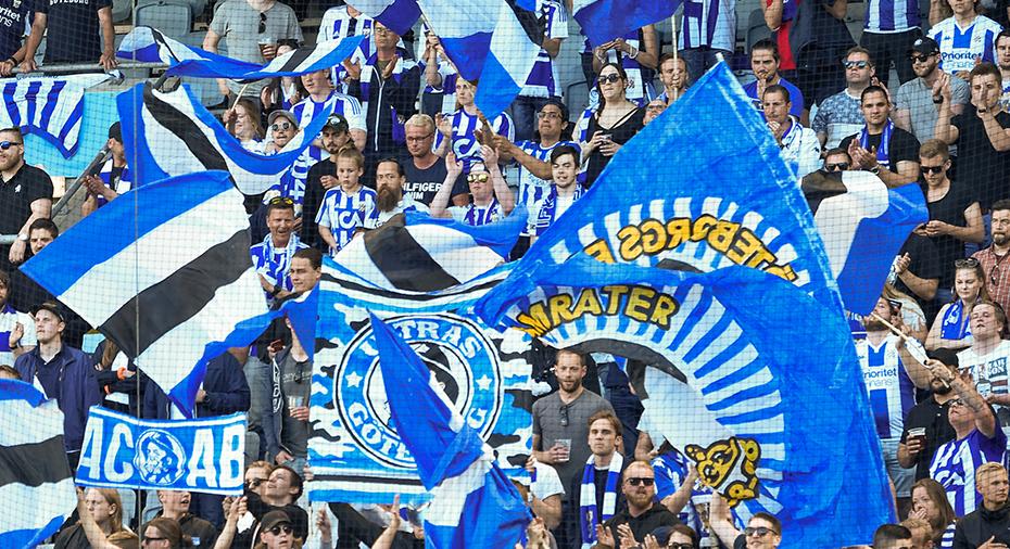 Blåvitt mot Gais i svenska cupen - nu är derbyt slutsålt