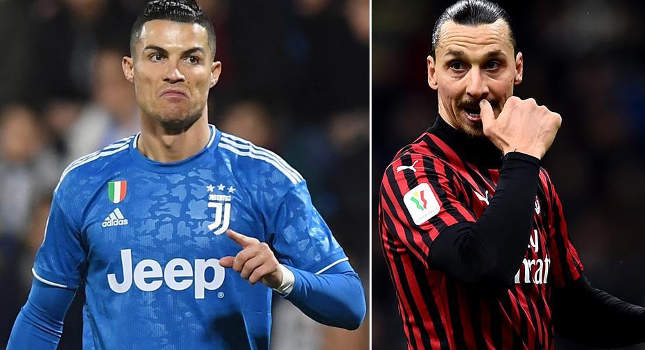 Flera Serie A-matcher uppskjutna - toppmötet mellan Inter och Juventus flyttas till maj