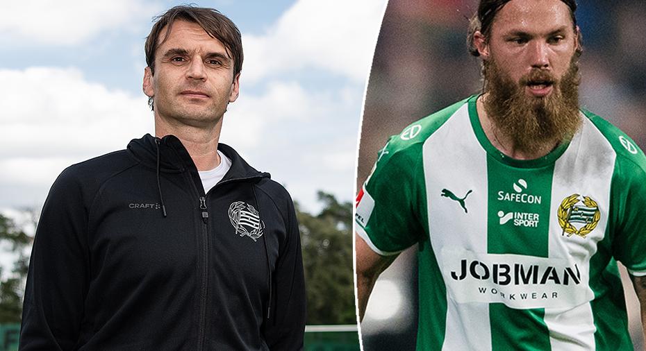 """JUST NU: """"Björn Paulsen är tillbaka i Hammarbys tröja"""""""