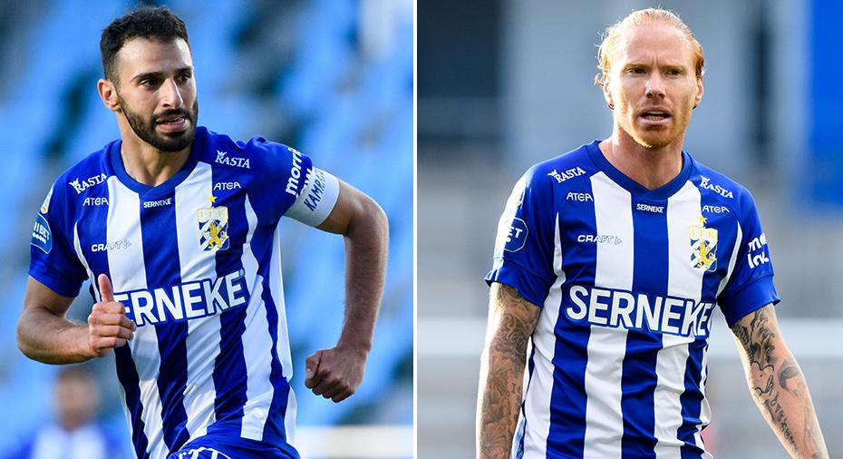 """Blåvitts besked: Duo missar Djurgården-mötet: """"Väntar på svar från magnetröntgen"""""""