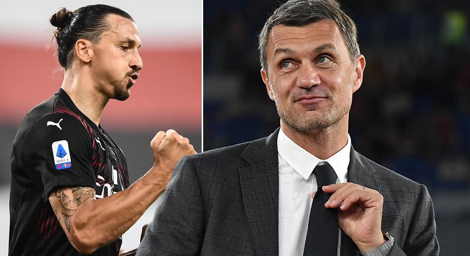 """Maldinis kryptiska besked: """"Zlatan är en del av det här projektet"""""""