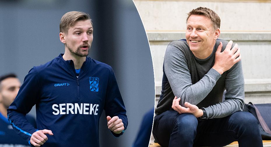 """Efter Erikssons flytt – Andersson ser behov att mittbacksförstärkning: """"Två är lite tunt"""""""