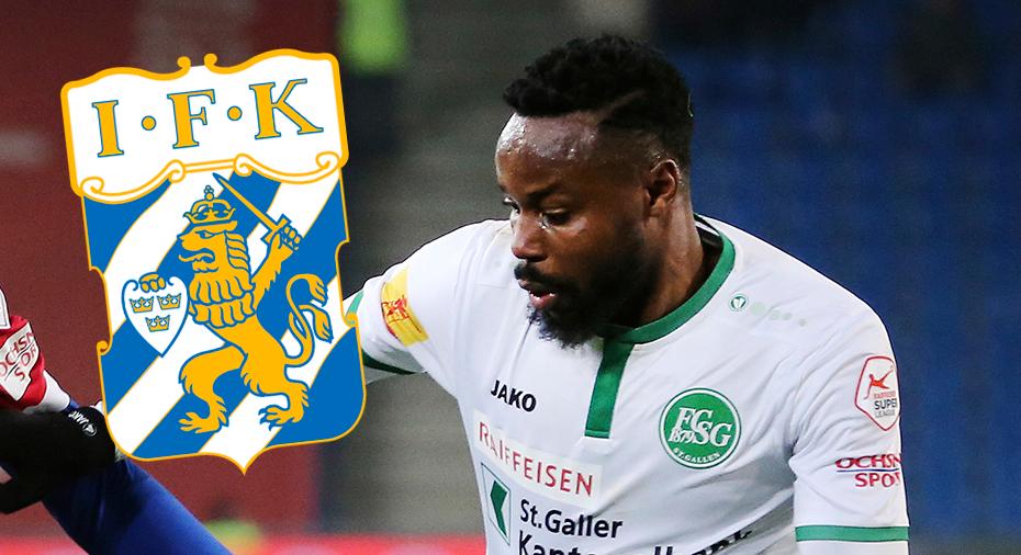IFK Göteborg testar montenegrinsk back och landslagsmeriterad mittfältare