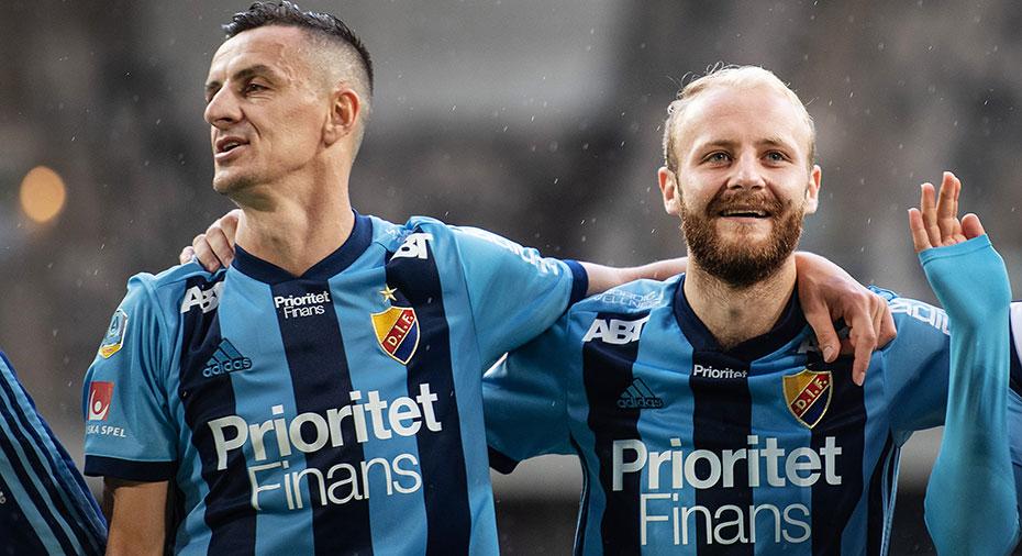 JUST NU: Edwards i elvan på nytt - så startar Djurgården och AFC