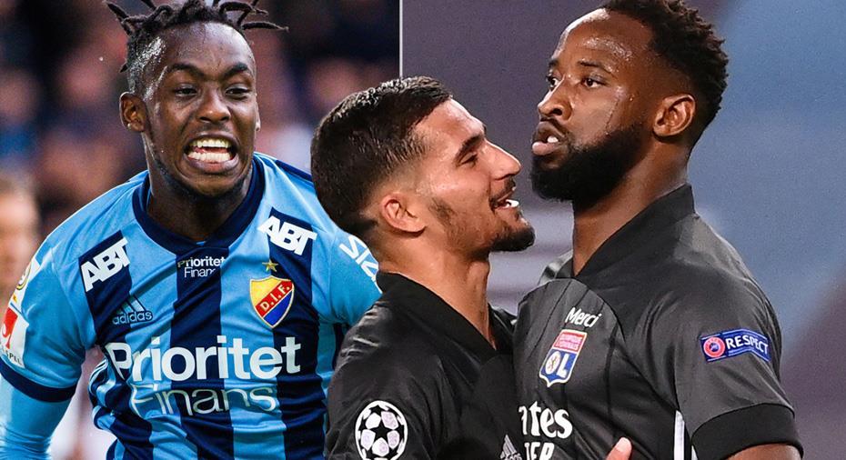 """Lyon-hjälten tillägnar segern till tidigare Dif-anfallare: """"Är för dig - var stark broder"""""""