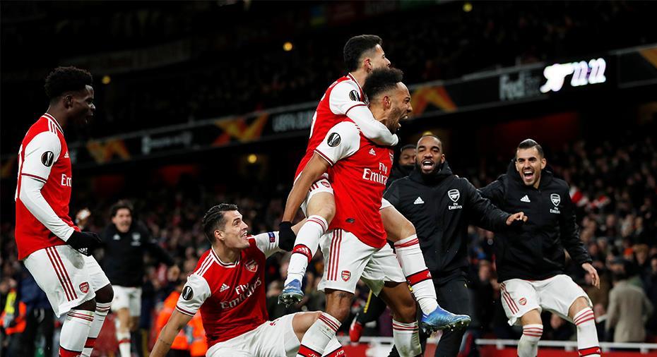"""Londonderby - Arsenal tar tredje raka ligasegern"""