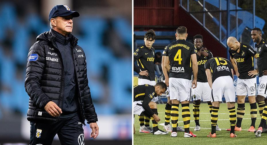 """Blåvitt mot ett AIK i form: """"Har tajtat till försvaret ordentligt"""""""