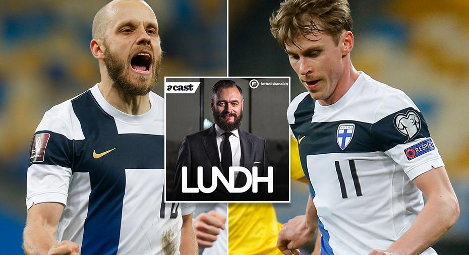 """Schüller tror Finland kan överraska i EM: """"Passar oss att vara underdogs"""""""