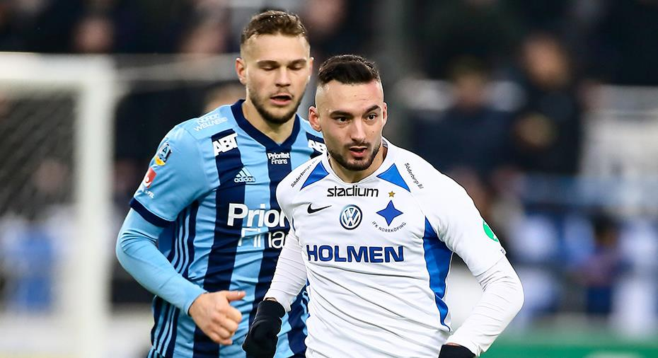 IFK Norrköping-Djurgården ställs in