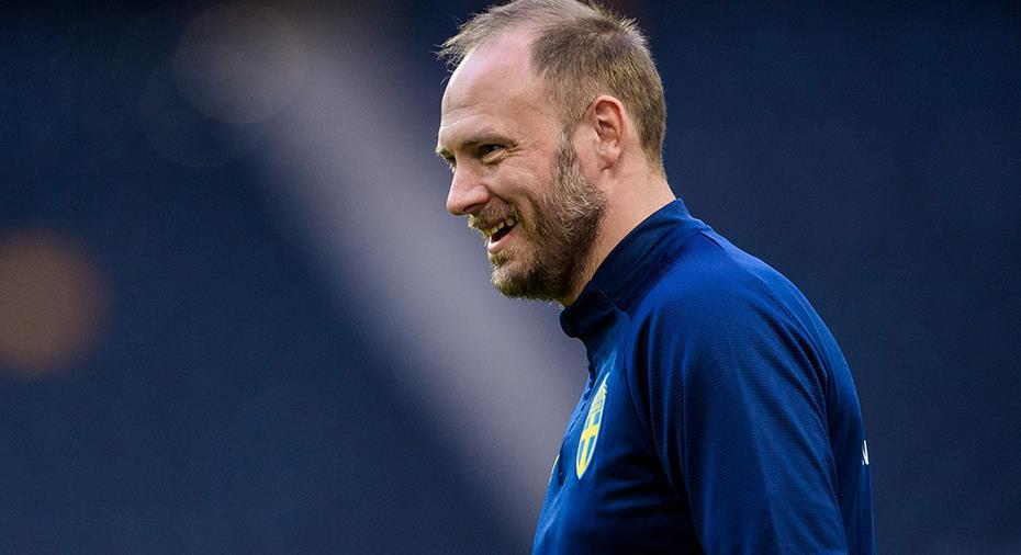 """Janne kan ge Granqvist speltid i EM: """"Inte otänkbart"""""""