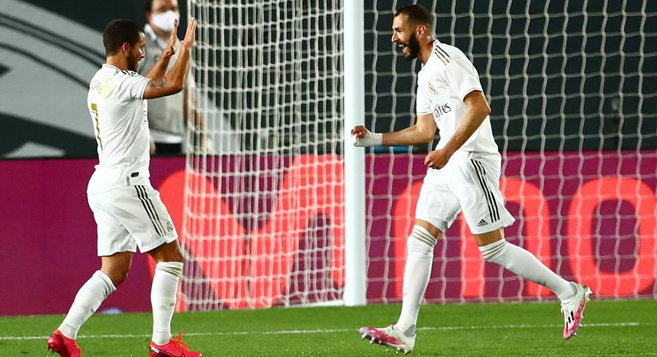 "TV: Zidane om Benzemas drömmål: ""Extraordinärt"""