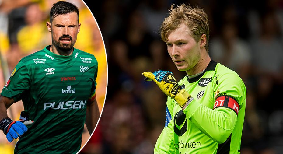 Uppgifter: Norsk målvakt kan ersätta Stuhr Ellegaard i Elfsborg