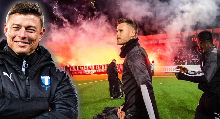 """Tomasson efter första MFF-träningen: """"Fantastisk trupp"""""""