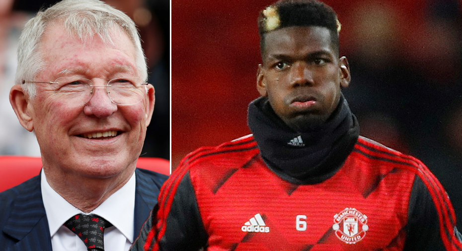 """Pogba talar ut om flytten från Manchester United: """"Sir Alex krossade mitt hjärta"""""""