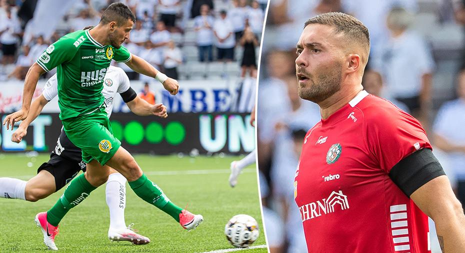 """Mardrömsdebut för ÖSK-målvakten - insläppt mål efter 27 sekunder: """"Lite overkligt"""""""