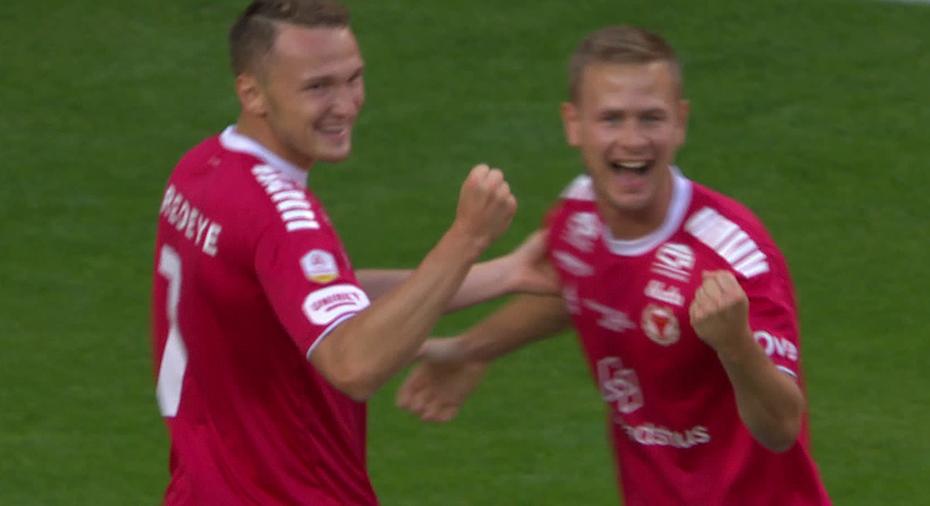 JUST NU: Mardrömsstart för IFK Göteborg - Kalmar tar ledningen i bottenmötet