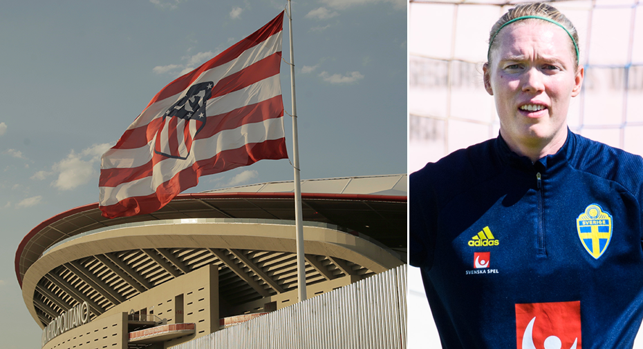 Flera coronafall i Atlético - tio dagar före Champions League-kvartsfinalen