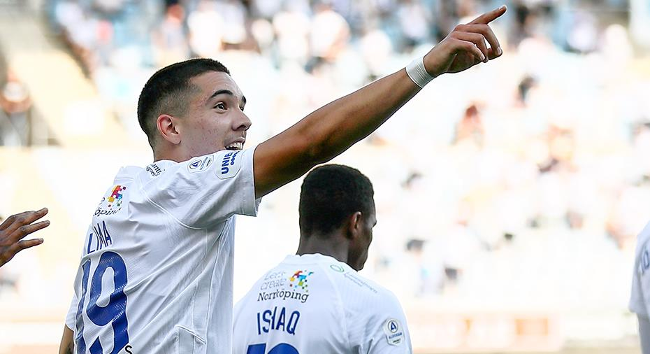 """Lima - från Rio till dubbla knäskador och avgörande mot MFF: """"Magiskt"""""""