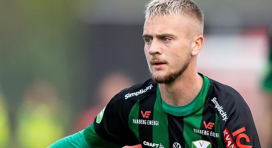 """Varberg-talang uttagen till norska U21-landslaget: """"Väldigt fin utveckling"""""""