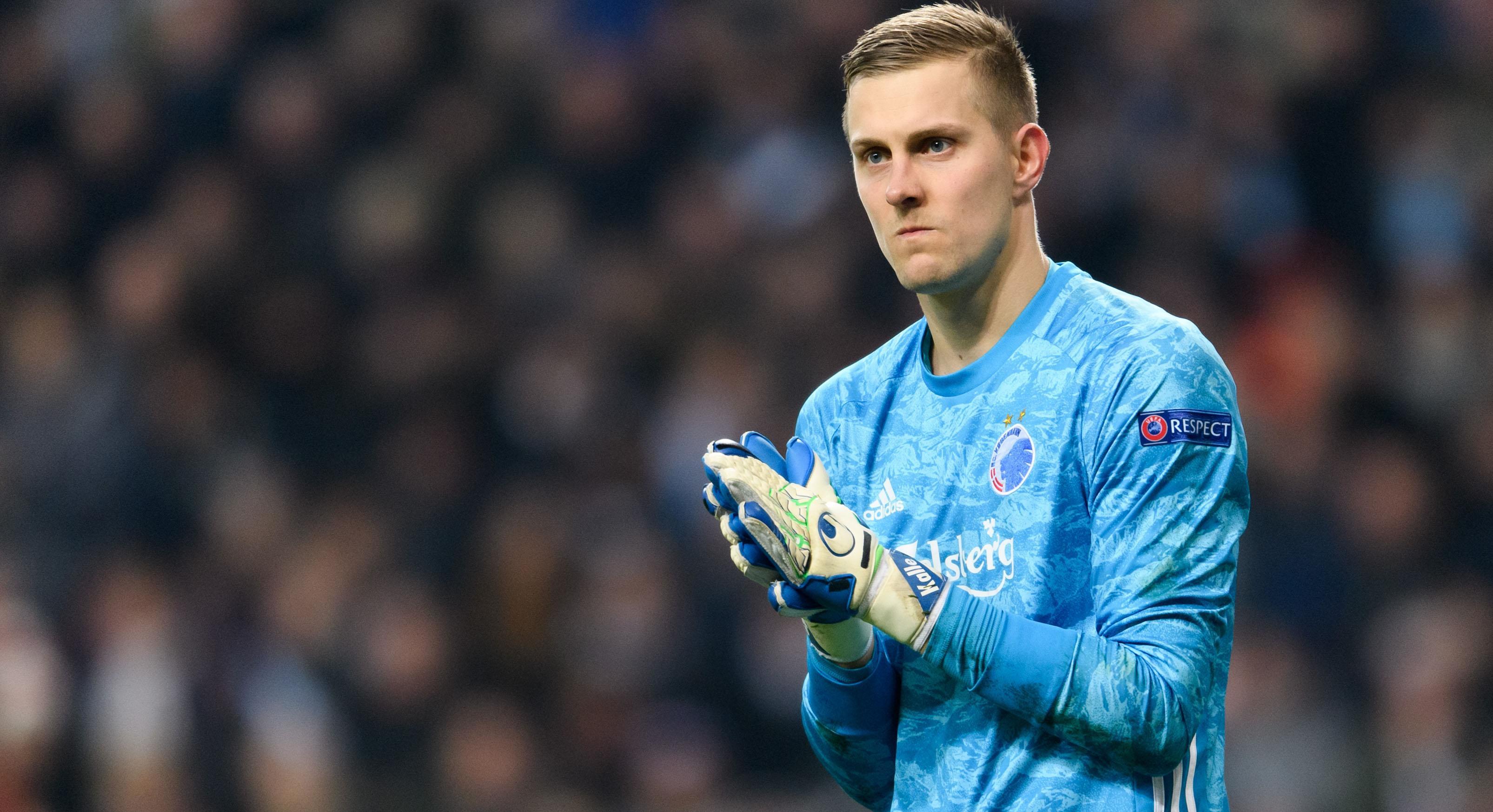 """Johnsson hyllas efter matchen mot Celtic: """"Räddade FC Köpenhamn"""""""