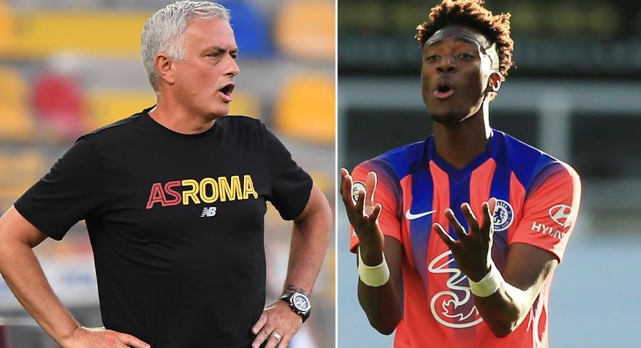 """Mourinho: """"Alltid tufft för en engelsk spelare att lämna England"""""""