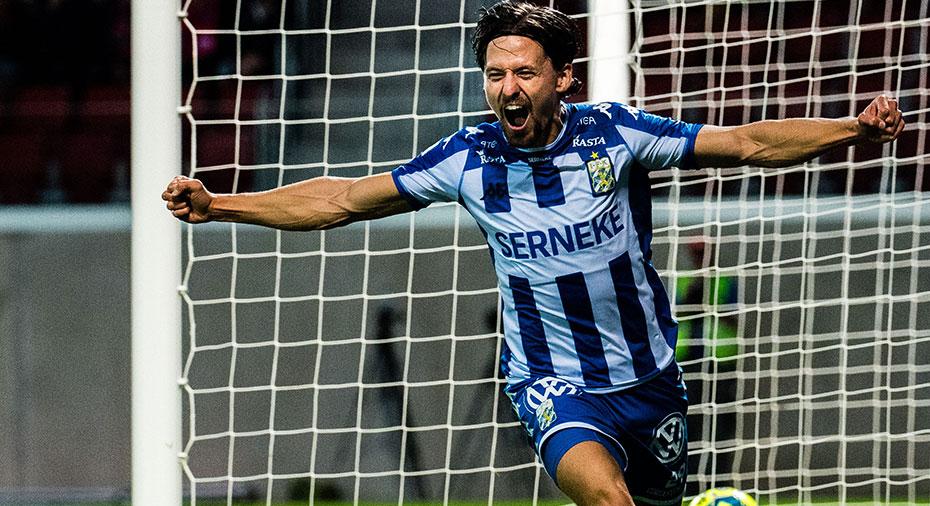 IFK Göteborg vände mot Helsingborg - Söder och Vibe matchhjältar
