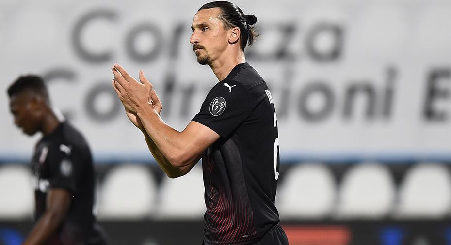 Sky: Zlatan lämnar Milan – ser ut att hamna i Hammarby
