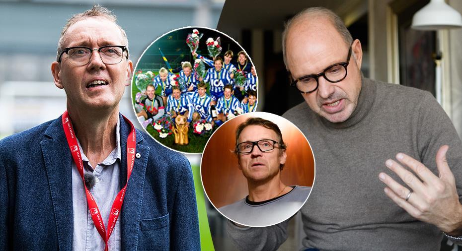"""Vännerna sörjer Lindqvist - Ravelli i tårar: """"Han var min bäste vän"""""""