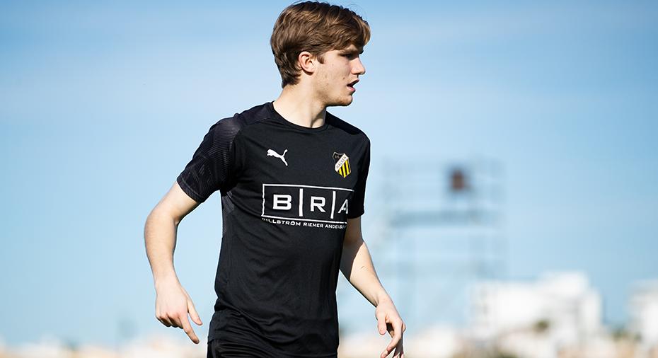"""Häcken flyttar upp talang till A-laget: """"Inget att tveka på"""""""