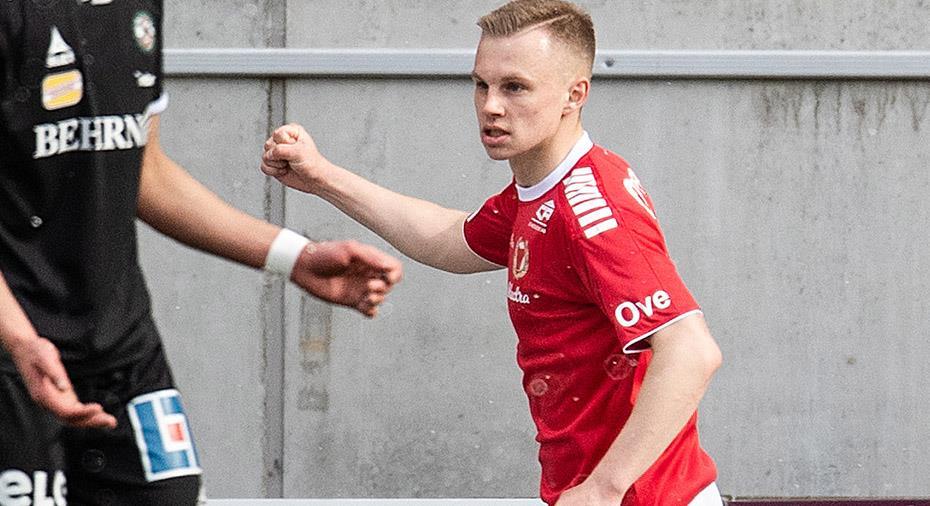 Talang sänkte ÖSK - gav Kalmar ny seger