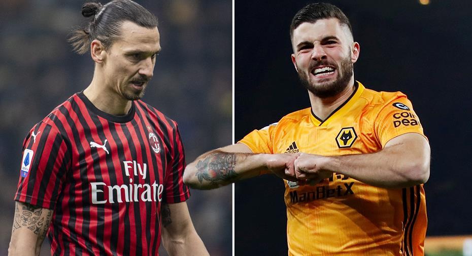 """Fiorentina-förvärvet: """"Vore trevligt att byta tröja med Zlatan"""""""