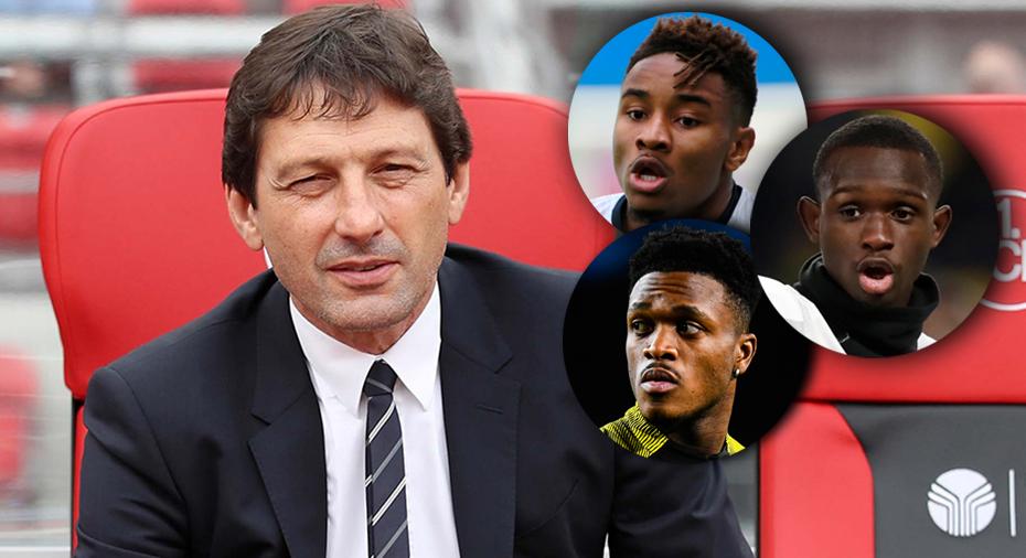 "PSG:s sportchef rasar mot tyska klubbar: ""Ett stort problem"""